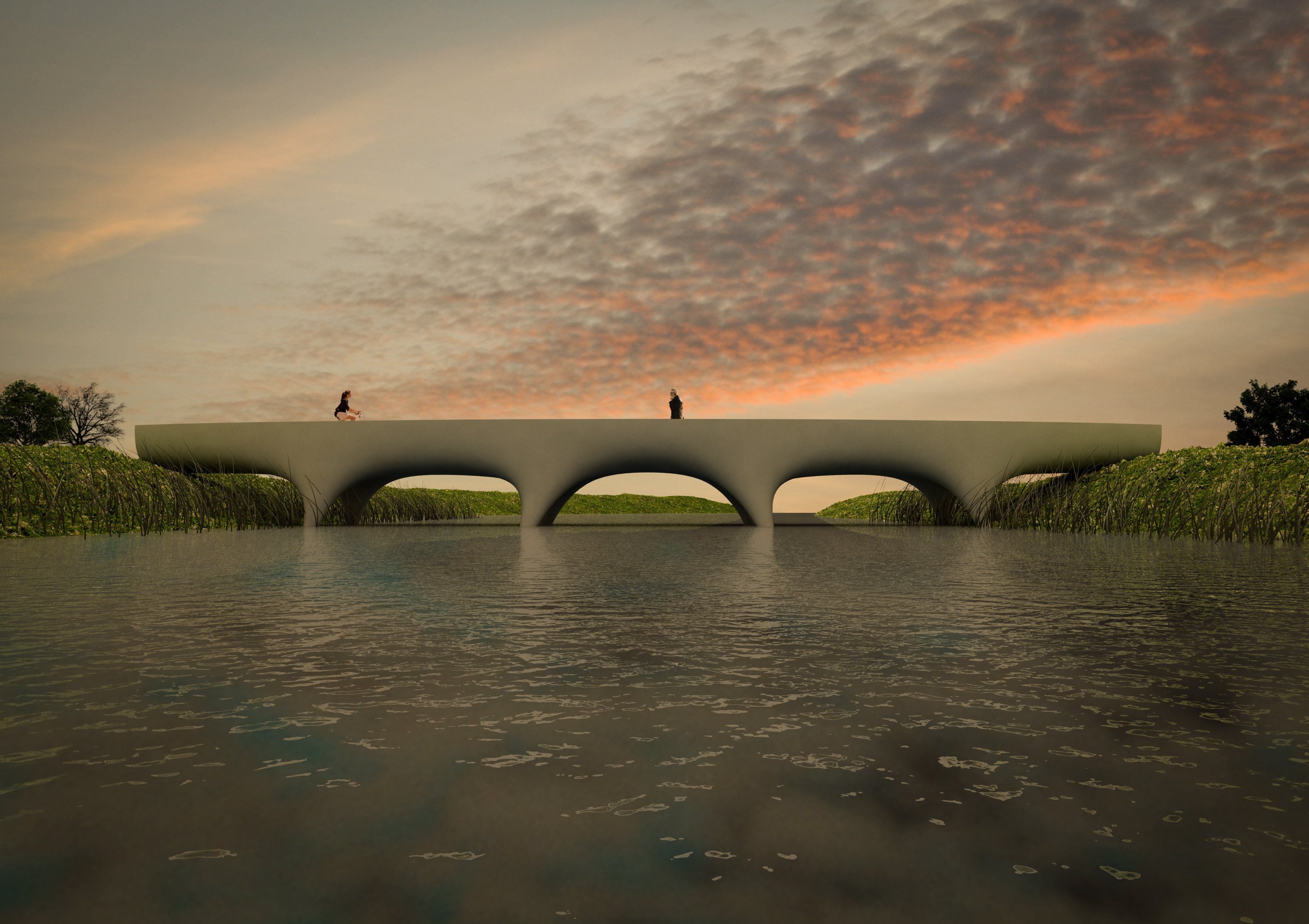 Longest Concrete Arch Bridge – Arresidency