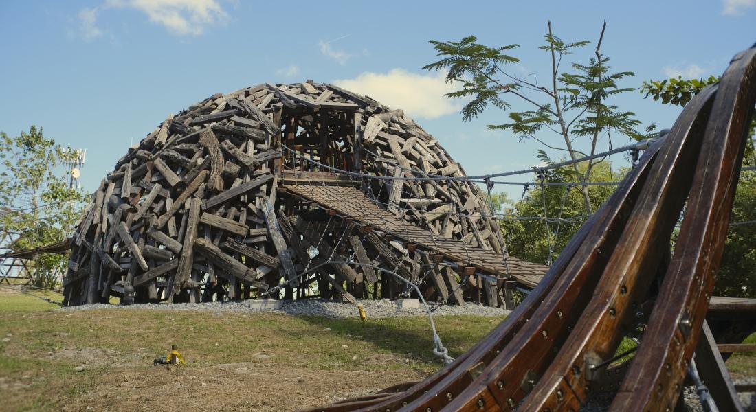Natural dome – Bernardo Pacquing