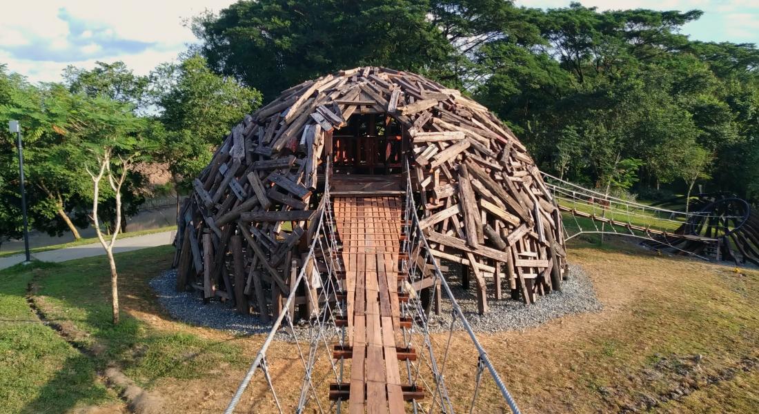 Natural dome – Jasper Niens (2)